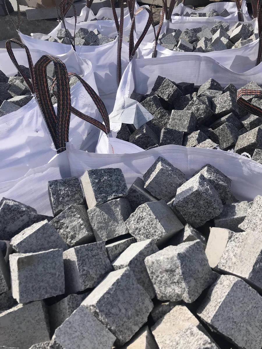 Granitos Irmãos Peixoto - produits - cubes