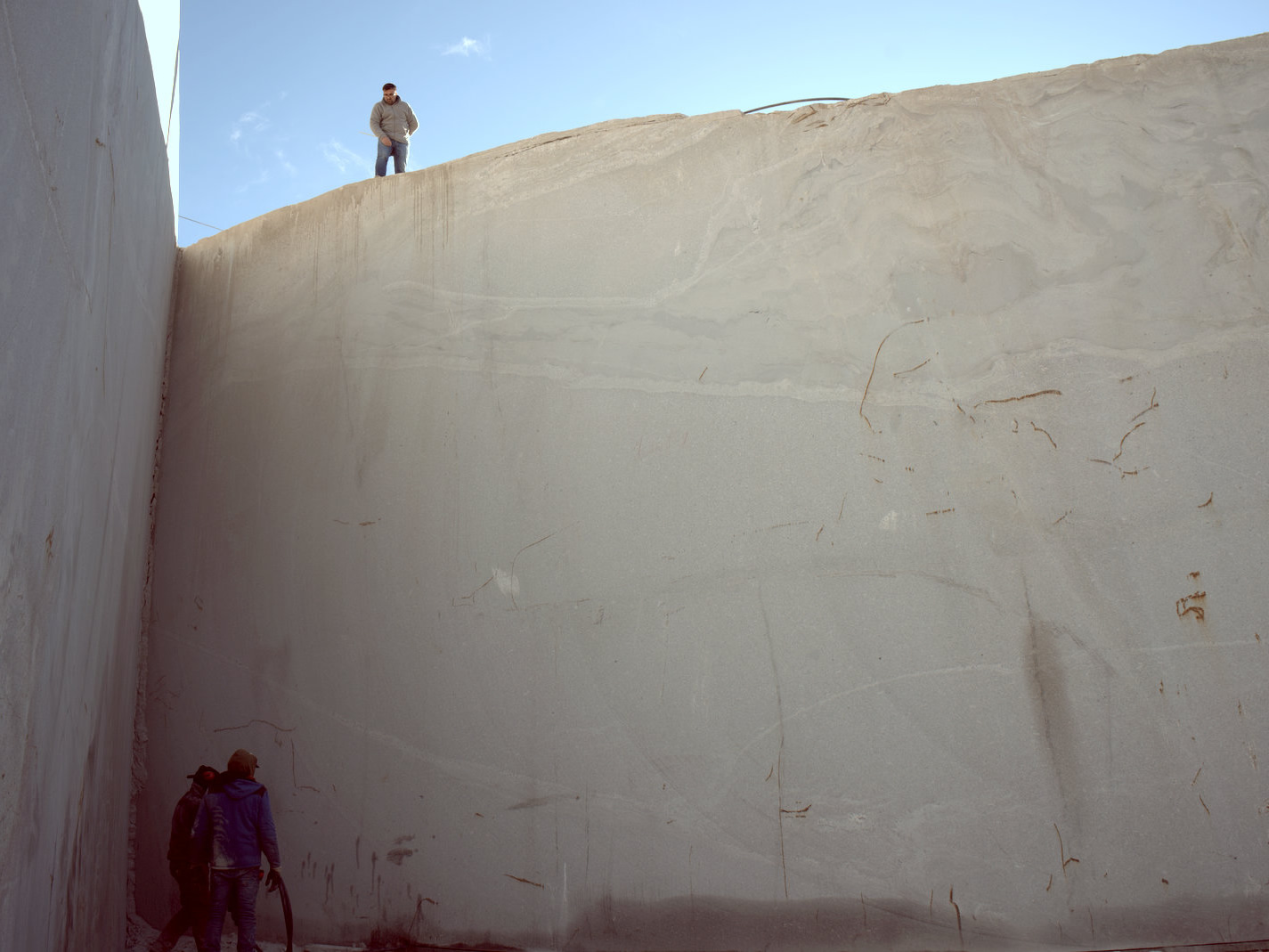 Granitos Irmãos Peixoto - carrière Lapa - extraction de granit