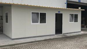 Granitos Irmãos Peixoto - Notícias - Novas instalações do departamento de produção